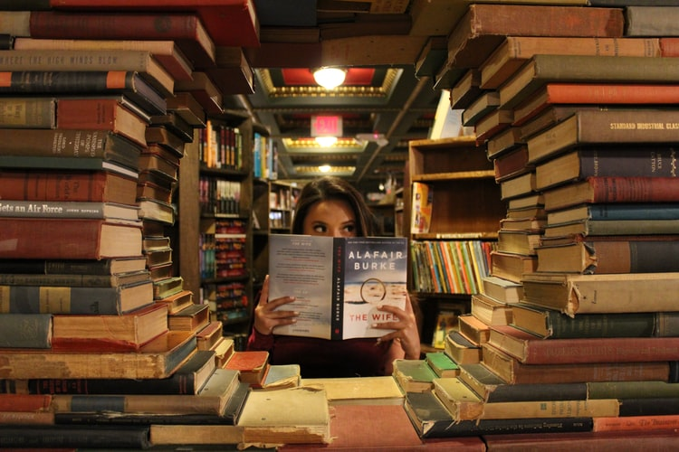 finding book